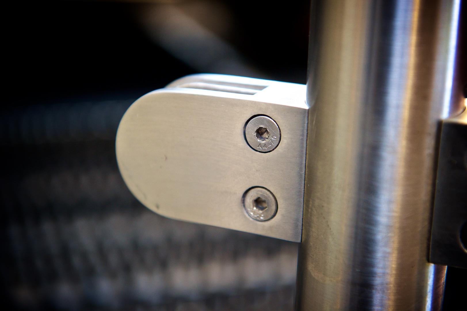 Gate fabrication Devon, Stainless gate fabrication North Devon,