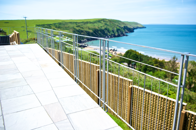 Devon railings, Devon made railing company, stainless railings Devon