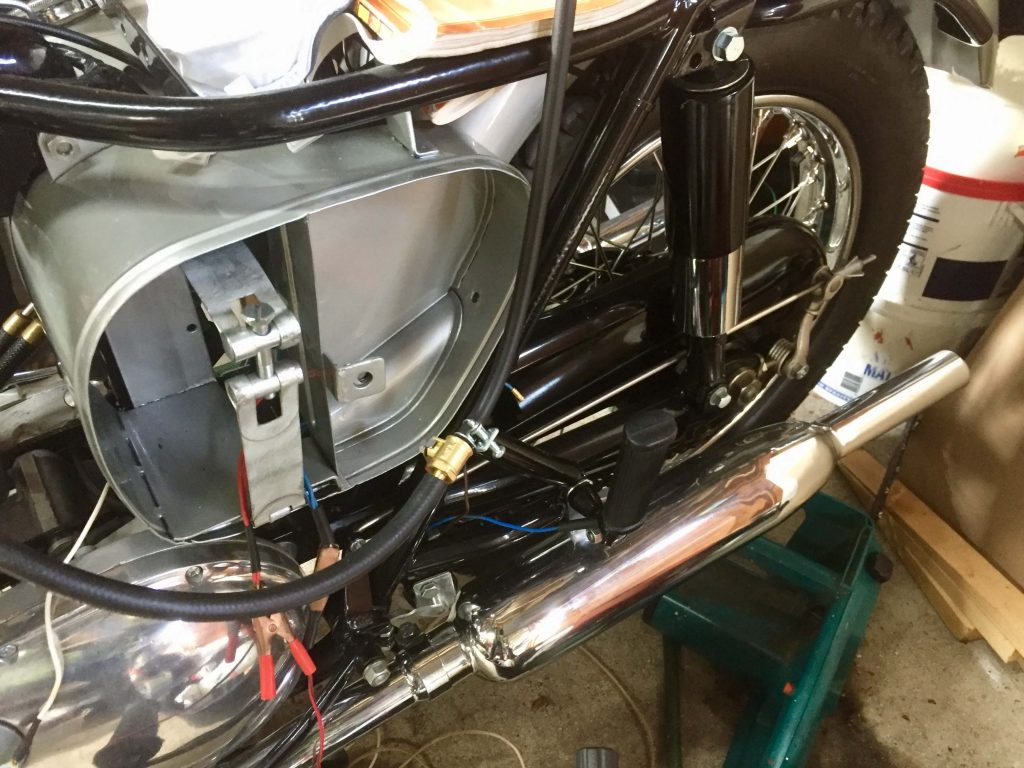 Devon powder coating, motorbike parts powder coated, Bike parts powder coating service