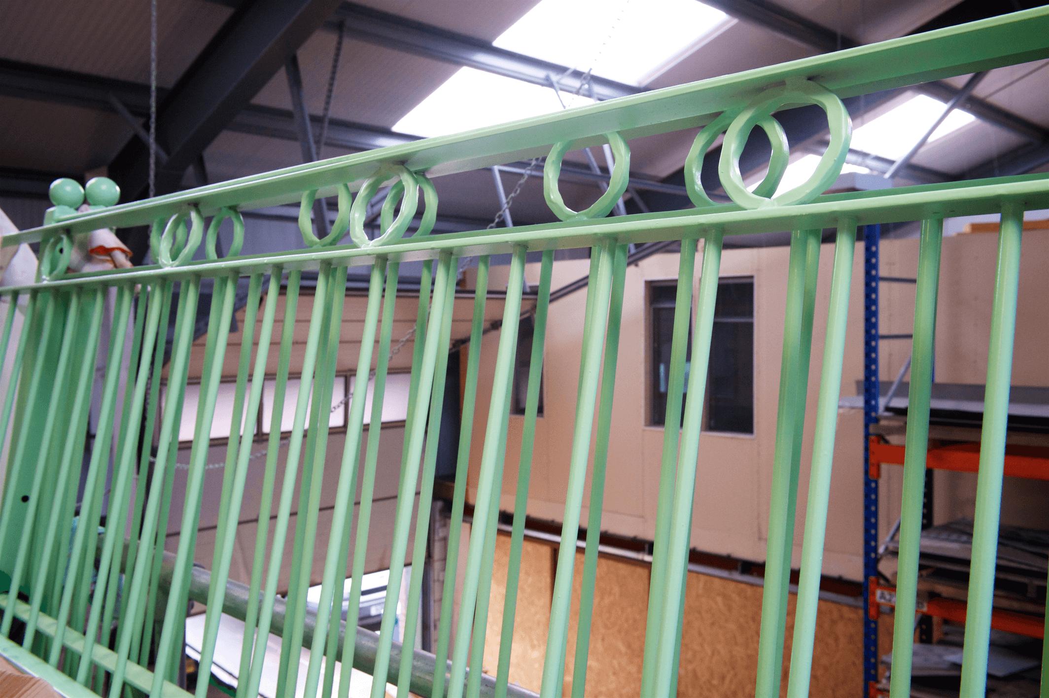 Builder steels cut to order in Devon,