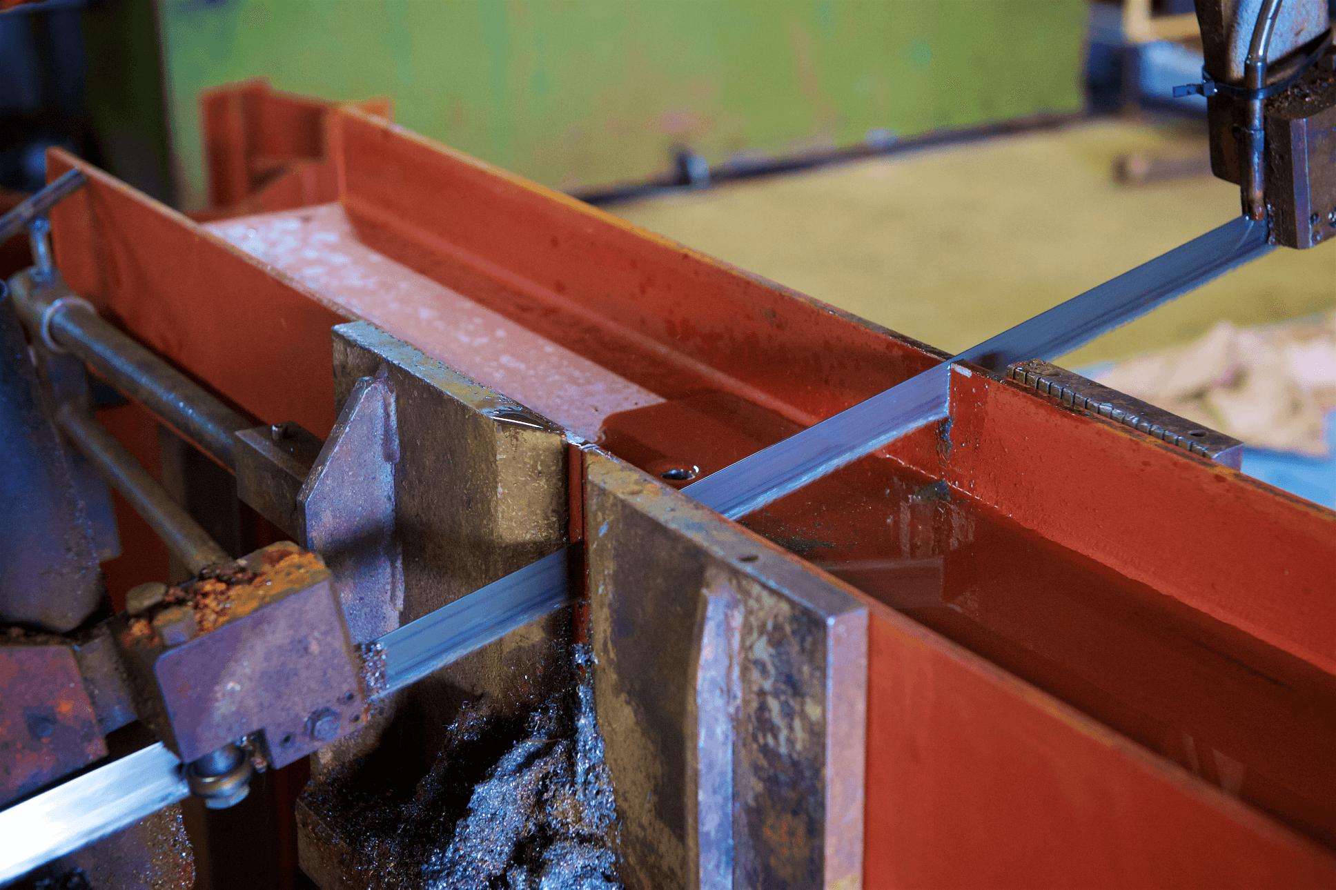 Builders steel cutting service Devon