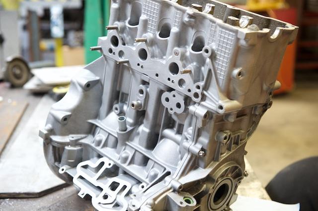 Devon vapour blasting car parts company