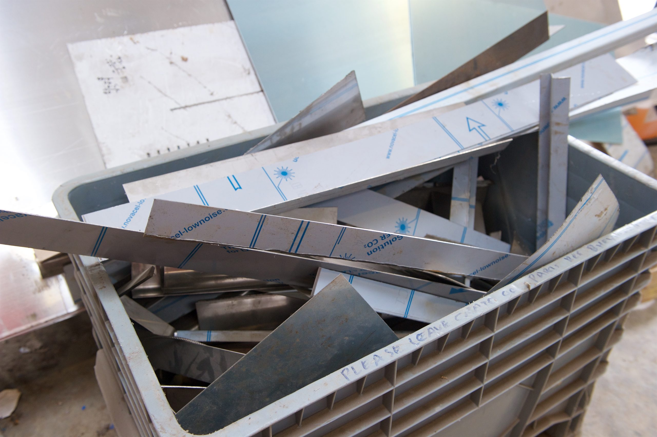 Sheet Steel Off Cuts Barnstaple