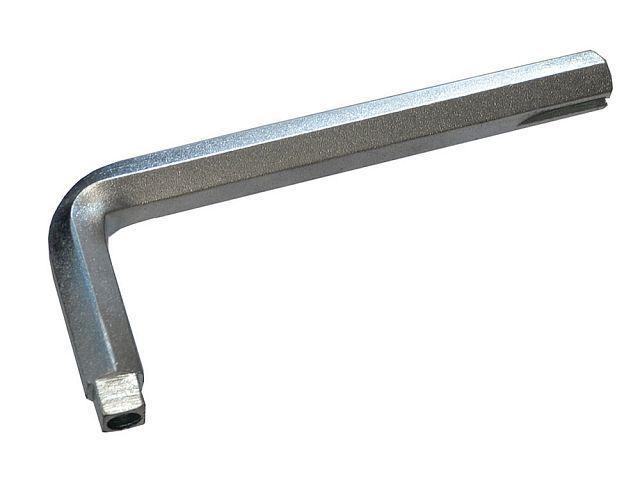 50mm Faithfull BWADJL Adjustable Large Basin Wrench 25-50mm 25mm